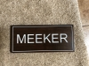 628  routed wood name sign
